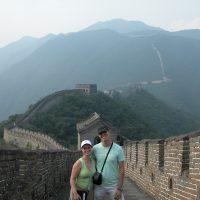 China-Chinese Muur