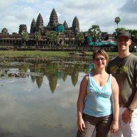 Cambodja-Angkor Wat