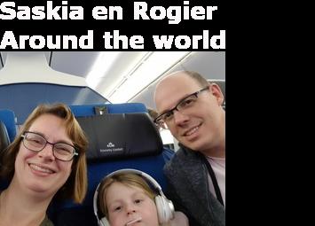 Saskia en Rogier- Around the World